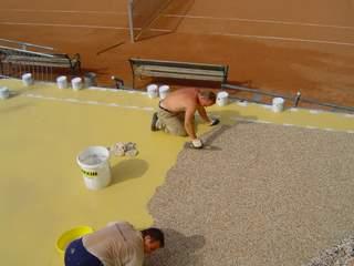 natursteinteppich steinteppich naturstein industrieboden kunstharzboden. Black Bedroom Furniture Sets. Home Design Ideas